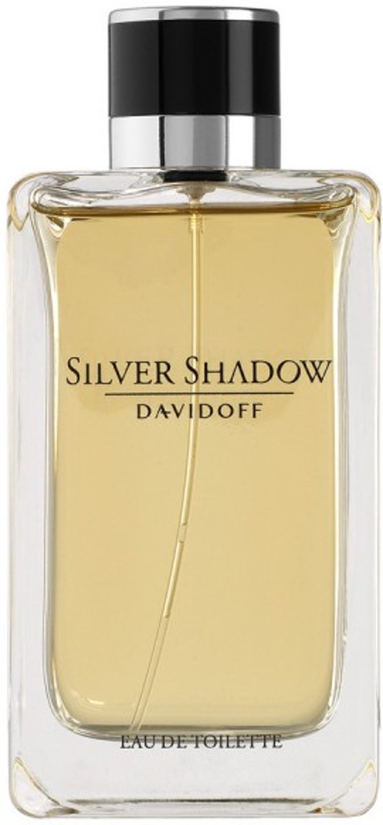 MULTI BUNDEL 2 stuks Davidoff Silver Shadow Eau De Toilette Spray 100ml