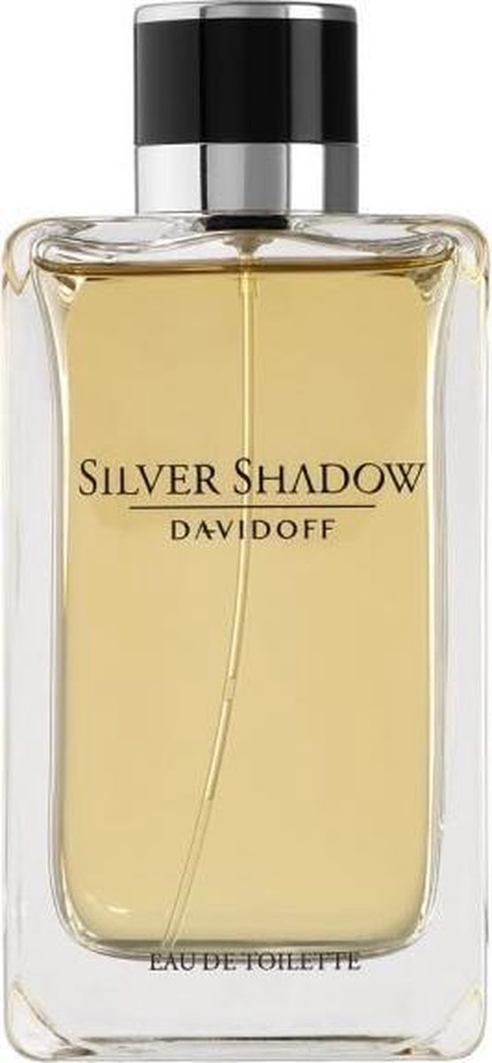 MULTI BUNDEL 2 stuks Davidoff Silver Shadow Eau De Toilette Spray 50ml