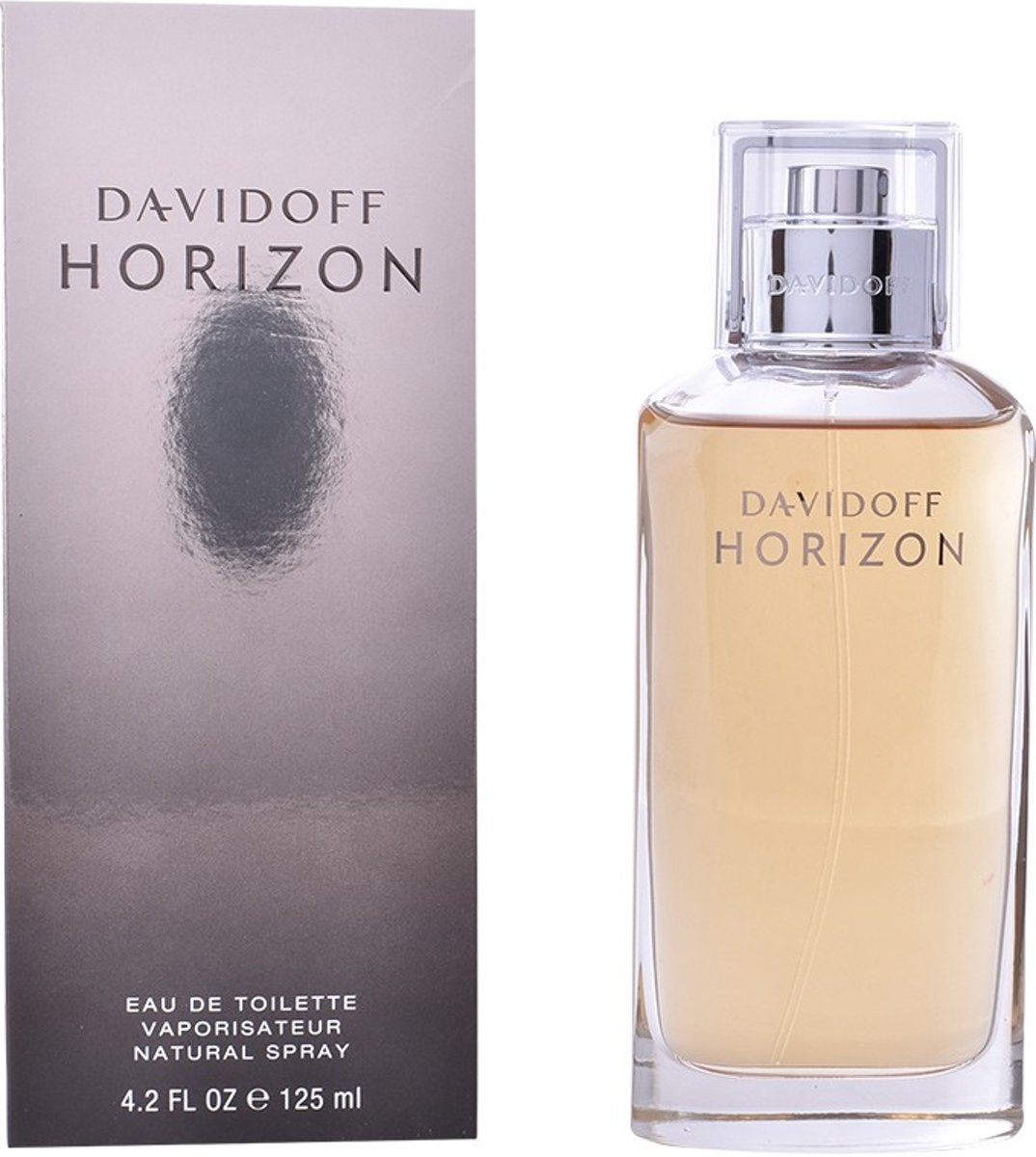 MULTI BUNDEL 2 stuks HORIZON Eau de Toilette Spray 125 ml