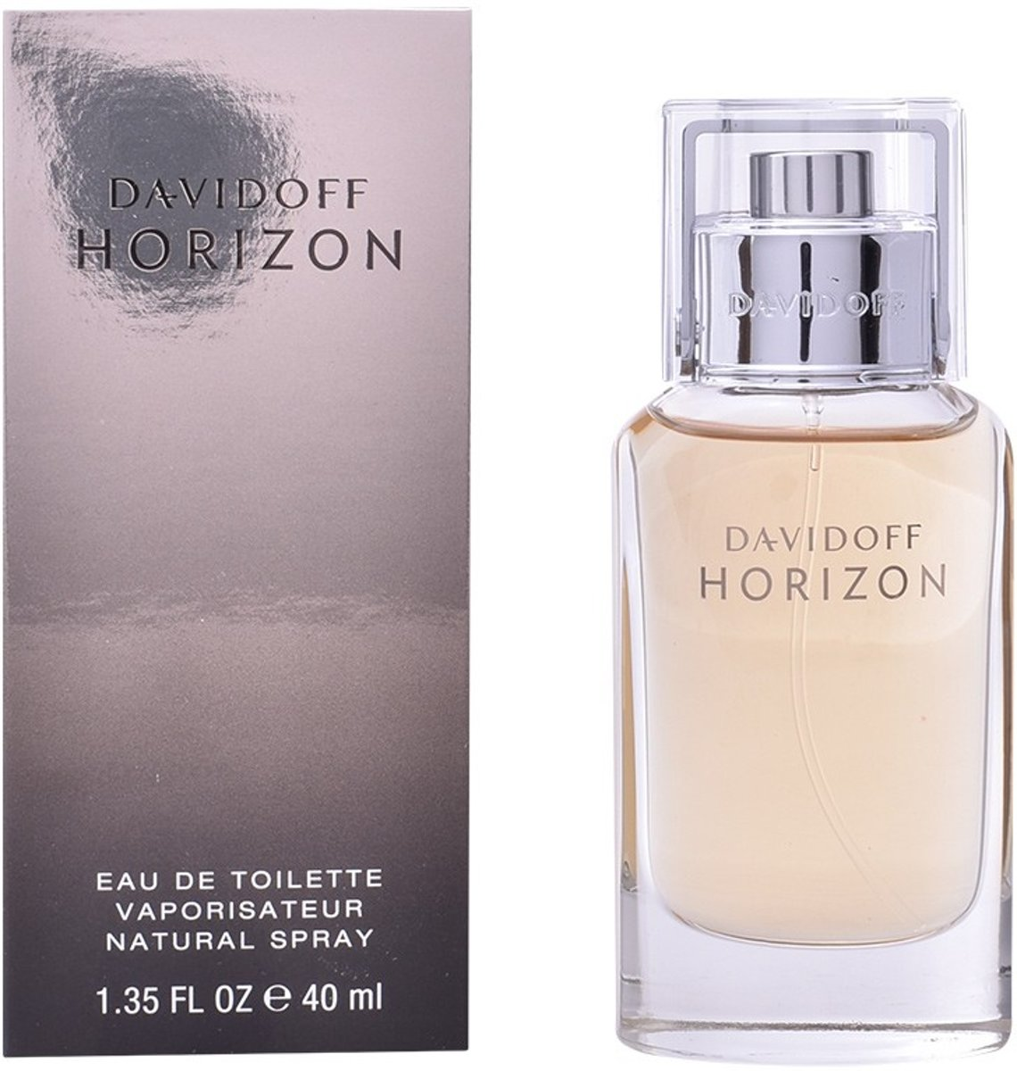 MULTI BUNDEL 2 stuks HORIZON Eau de Toilette Spray 40 ml
