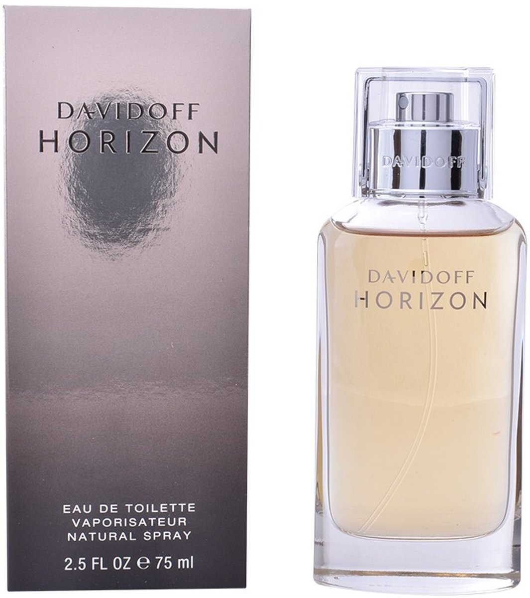 MULTI BUNDEL 2 stuks HORIZON Eau de Toilette Spray 75 ml