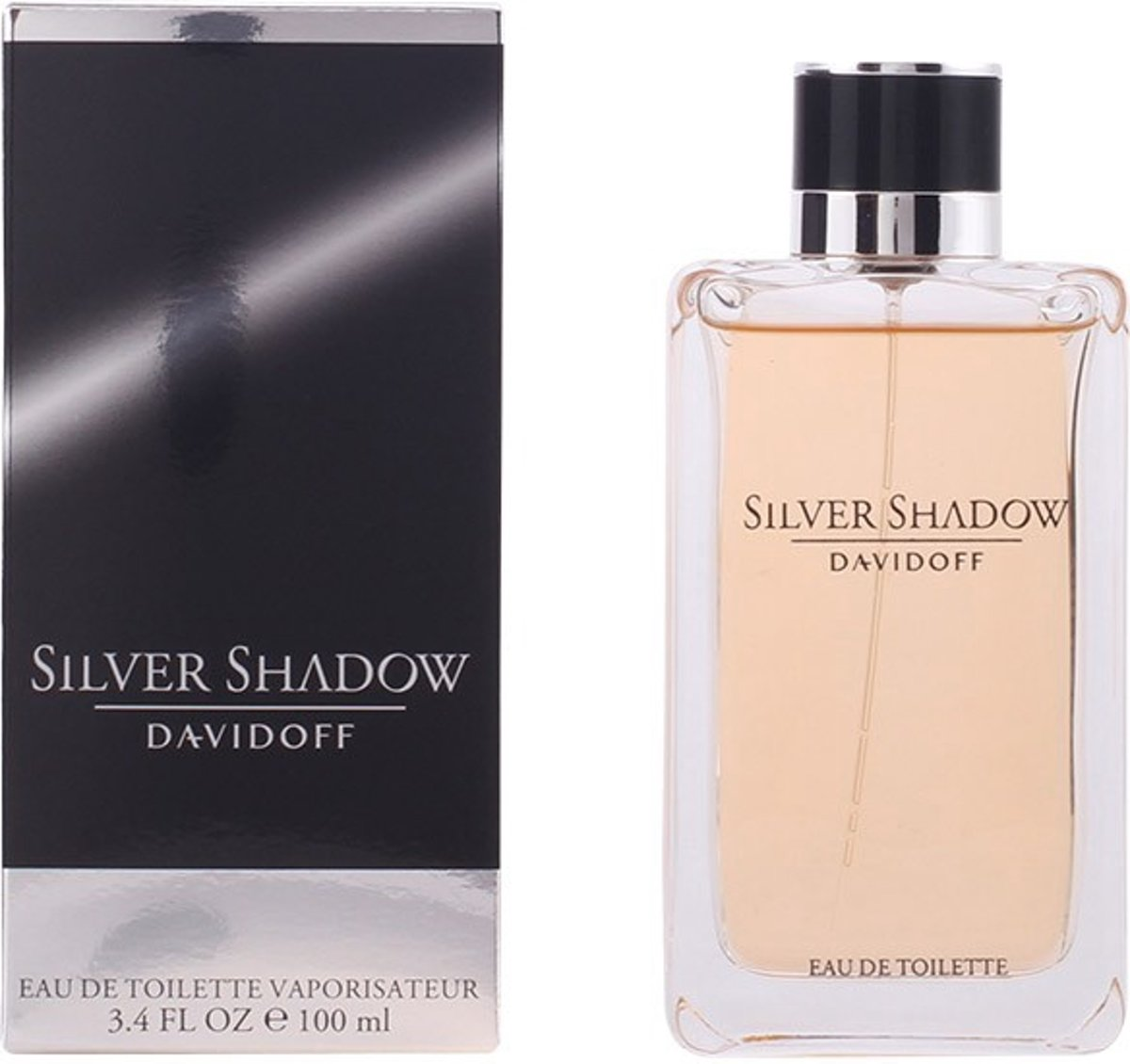MULTI BUNDEL 2 stuks SILVER SHADOW eau de toilette spray 100 ml
