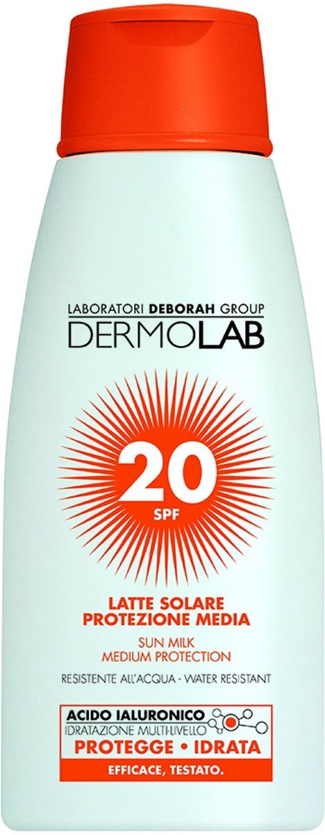 Dermolab Sun Milk SPF 20 200 ml