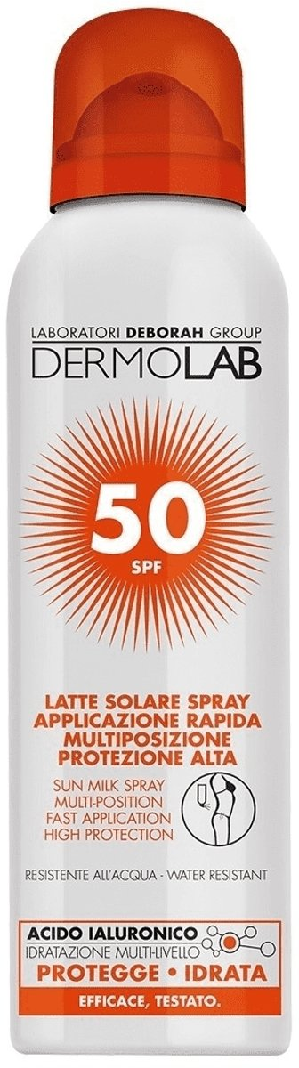 Dermolab Sun Milk Spray SPF 50 150 ml