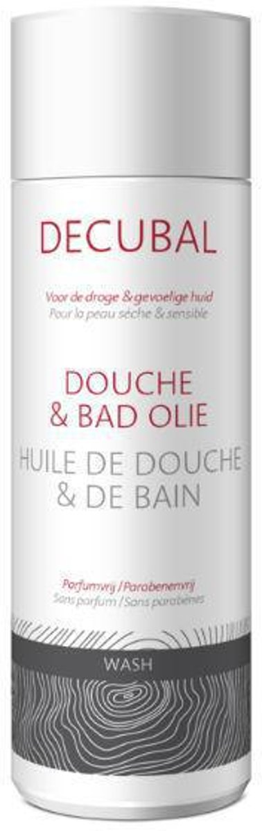 Decubal Douche & Bad Olie - 200 ml - Badolie