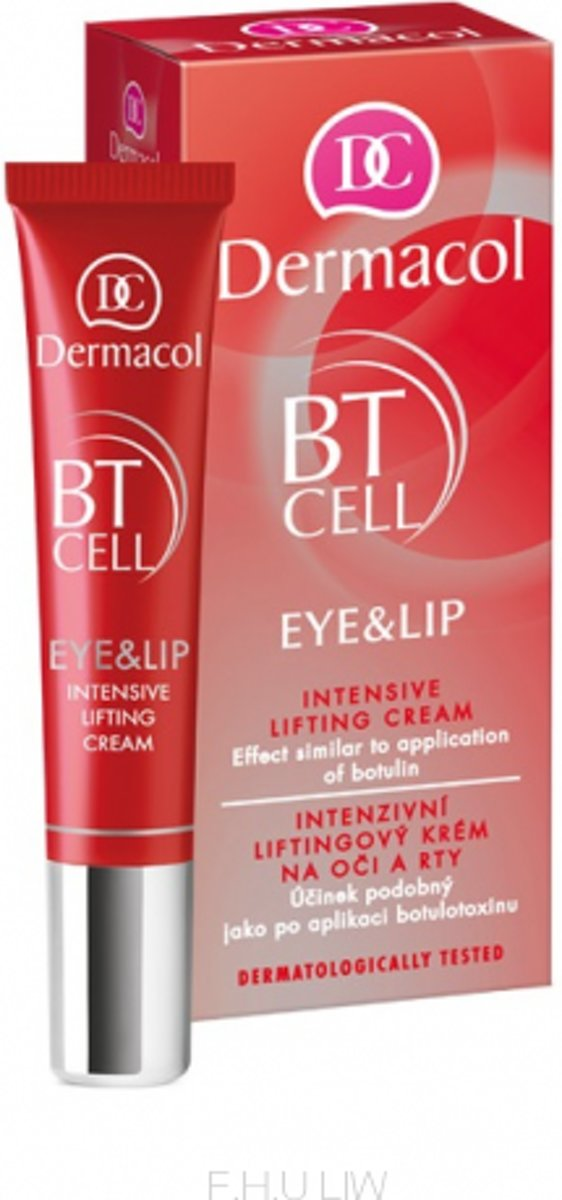 DERMACOL BT CELL EYE LIP INTENSIVE LIFTING CREAM