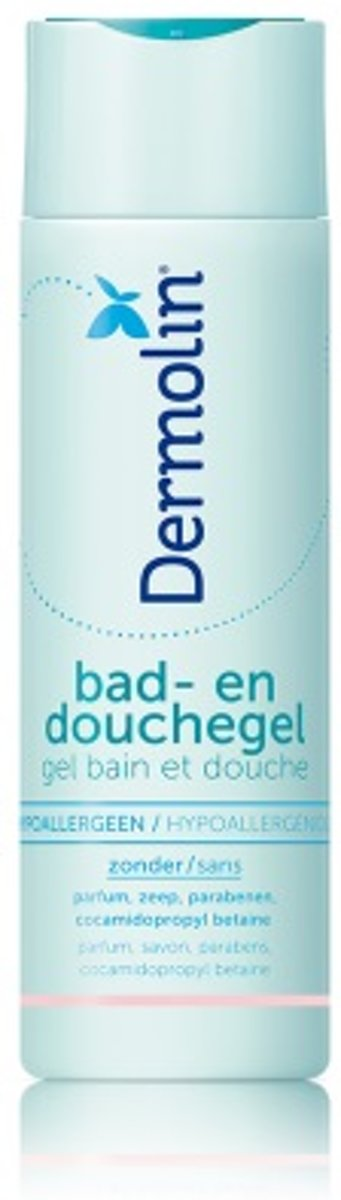 Dermolin bad&dchegel capbvr 200 ml