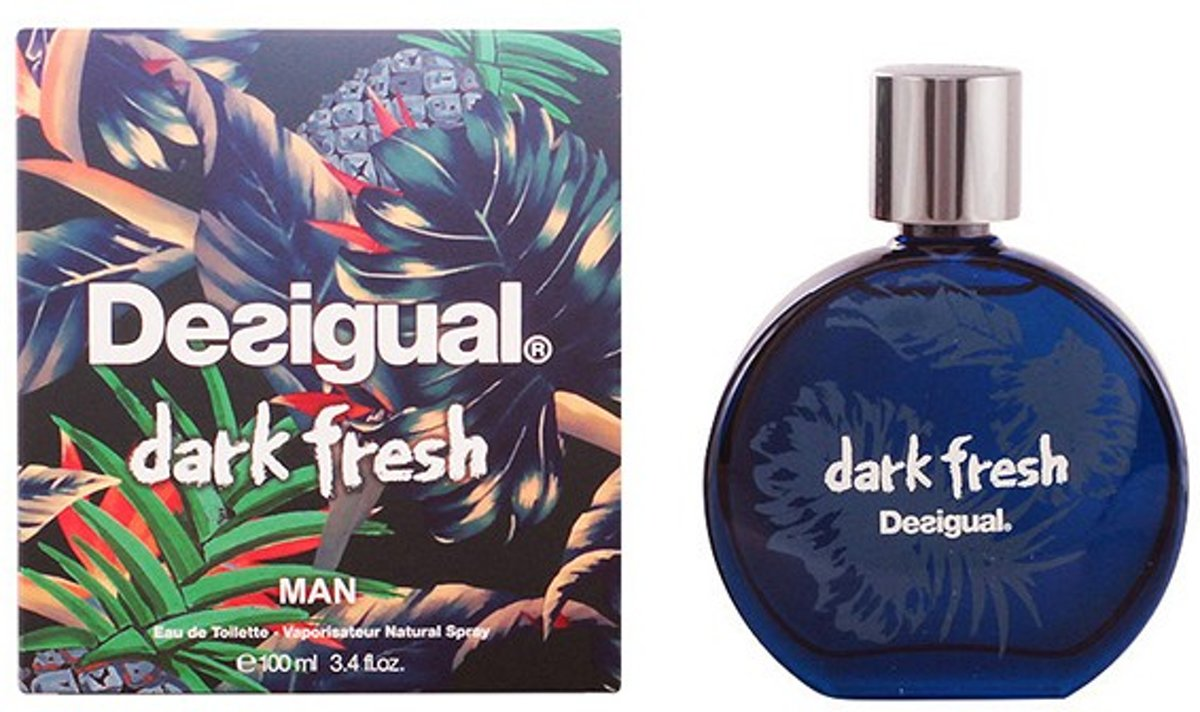 DESIGUAL DARK FRESH(M)EDT 50ML