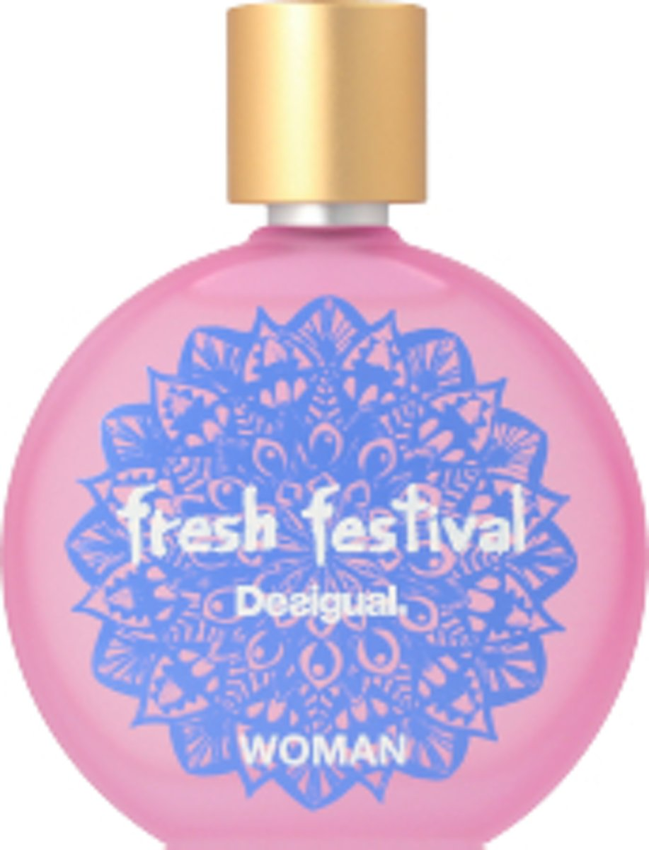 Desigual FRESH FESTIVAL edt spray 100 ml