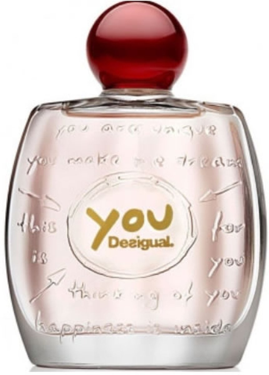 Desigual You Woman Eau De Toilette Spray 30ml