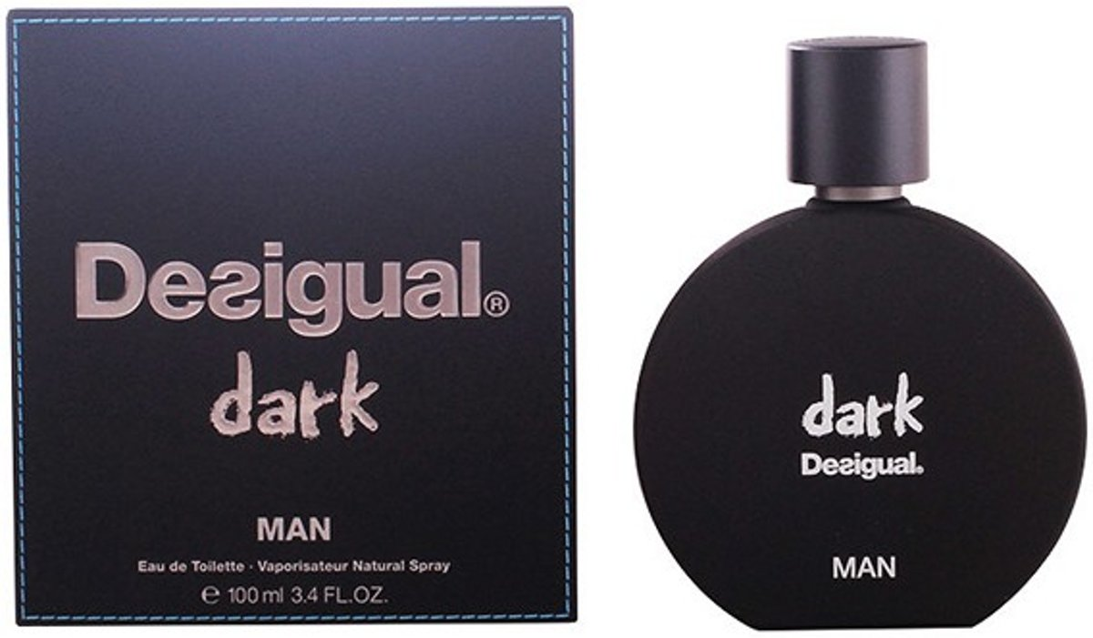 Desigual dark edt 100 ml spray