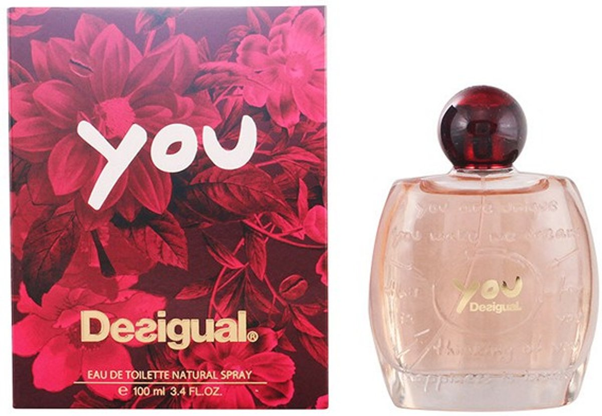 Desigual you edt 100 ml spray
