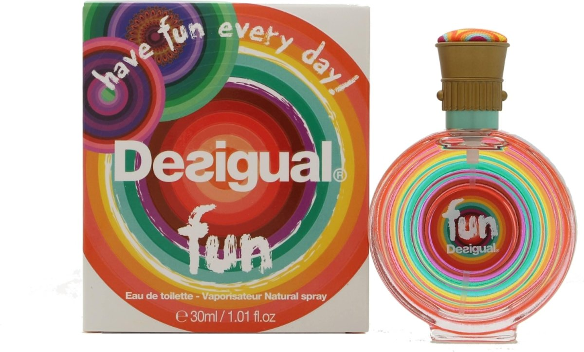 FUN edt verstuiver 30 ml