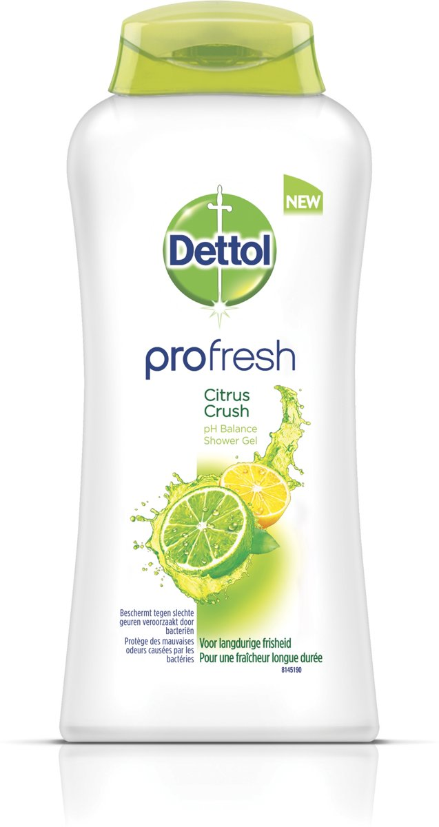 Dettol Douchegel Citrus Crush - 250 ml