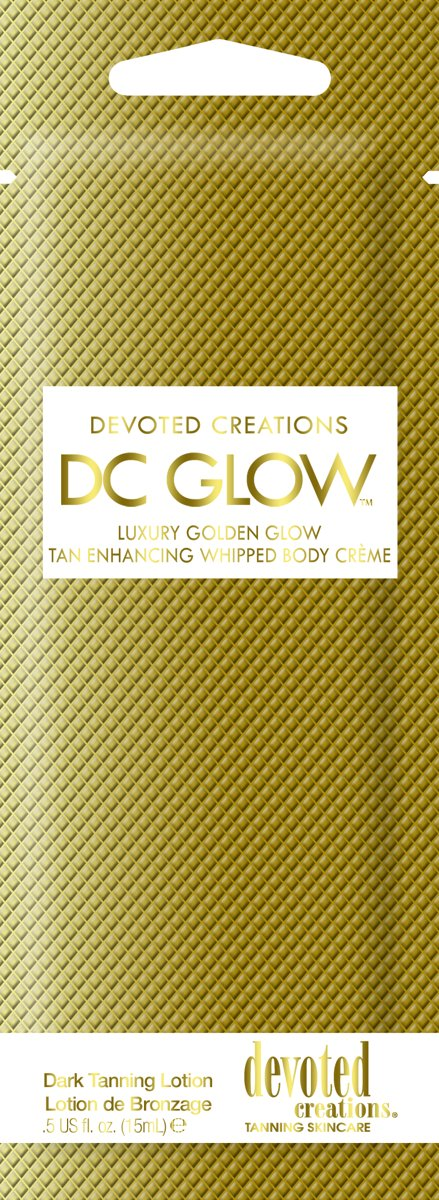 12x DC Glow Devoted Creations 15ml sachets