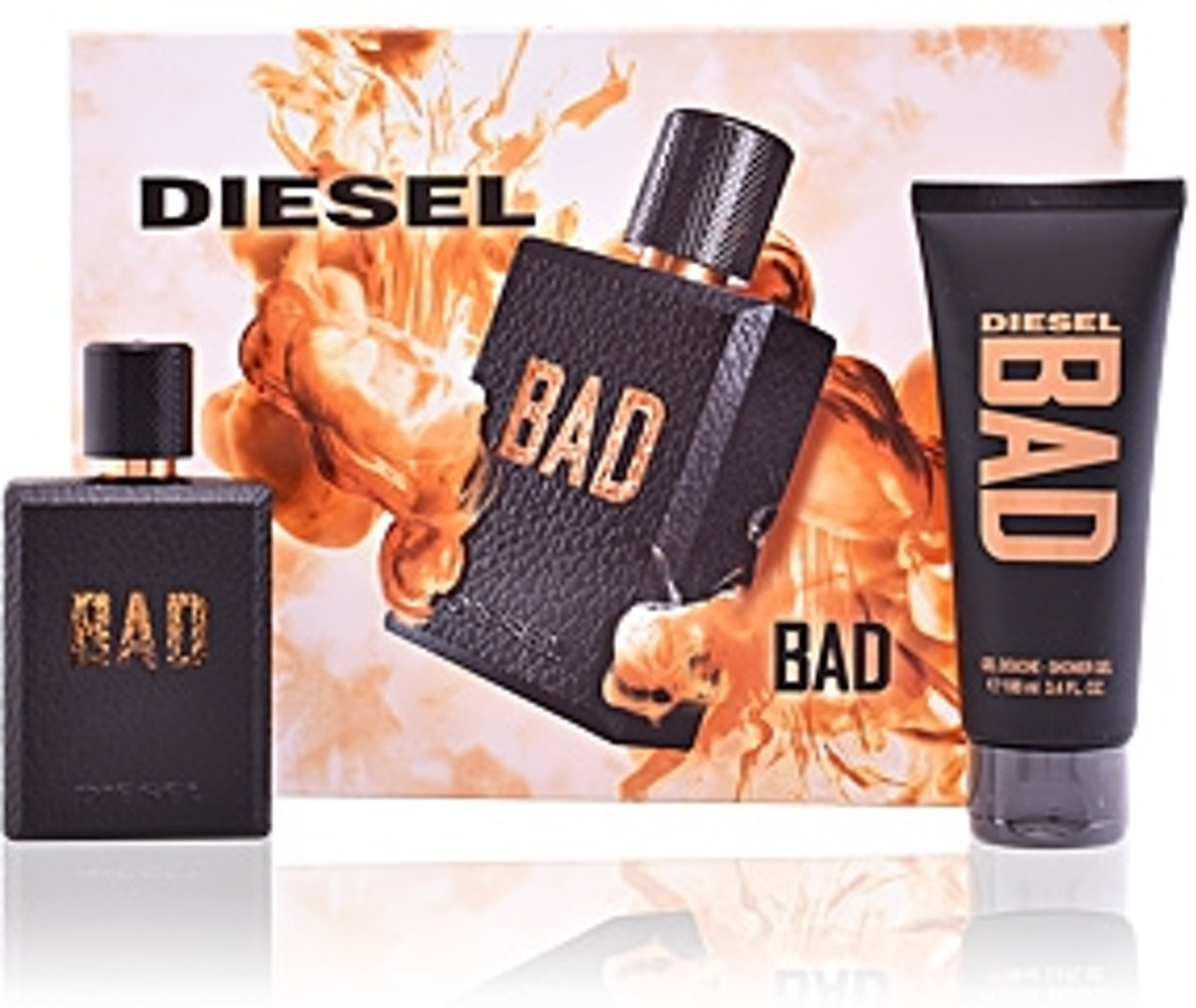 Diesel BAD SET 2 pz