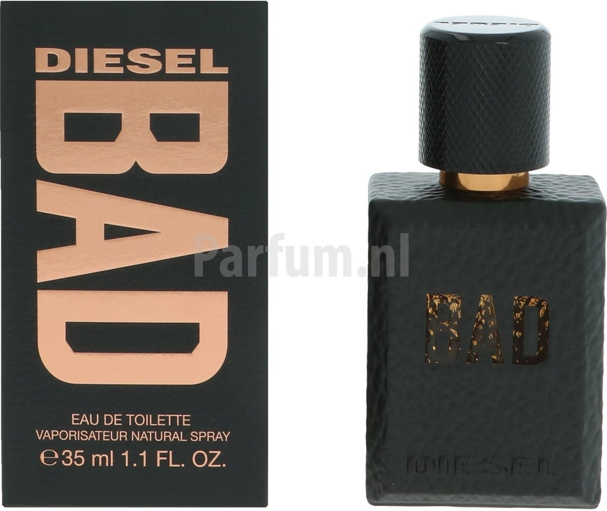 Diesel Bad Edt Spray 35 ml
