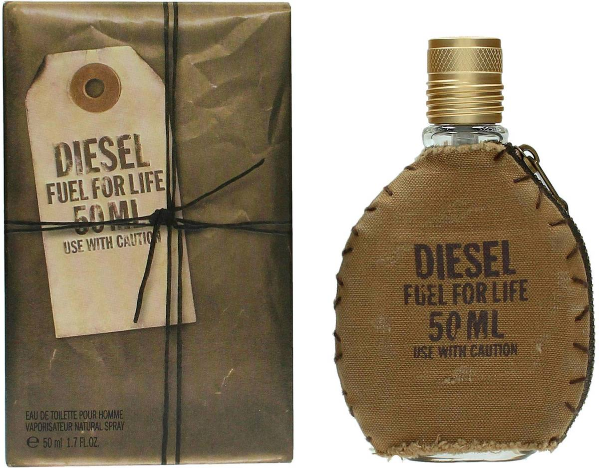 Diesel Fuel For Life - 50ml - Eau de toilette