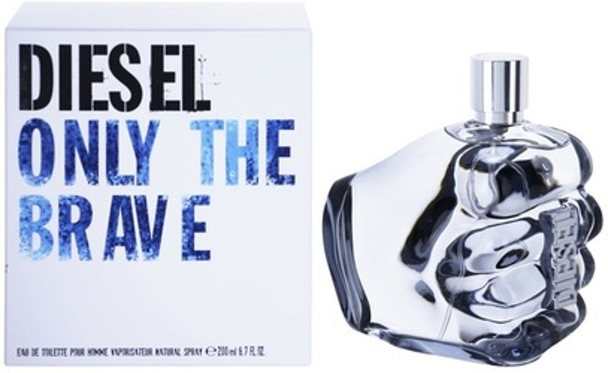 Diesel Only the Brave Eau de Toilette 75ml + Deo Stick 75ml