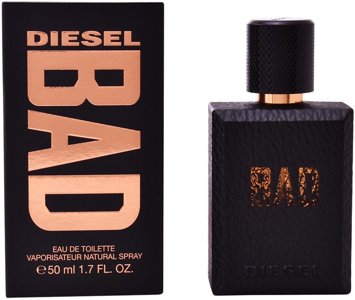 MULTI BUNDEL 2 stuks BAD Eau de Toilette Spray 50 ml