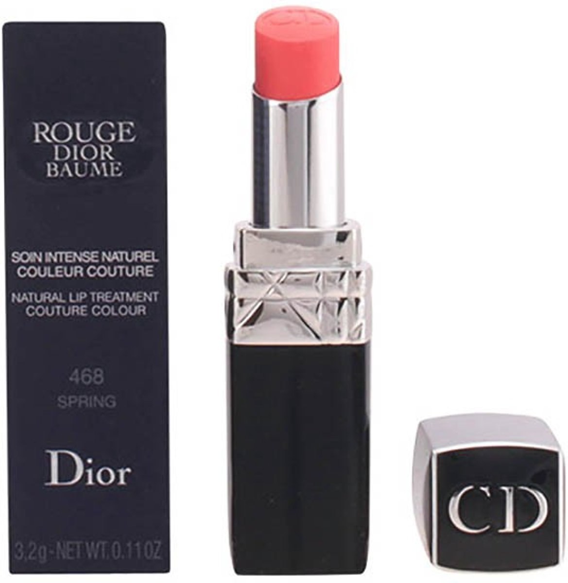 C.Dior Rouge Dior Baume Nat. Lip Treat. Cout. Col. 3.2 gr