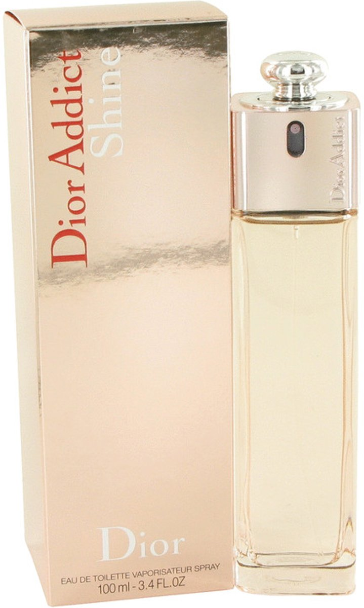 Christian Dior Addict Shine eau de toilette spray 100 ml