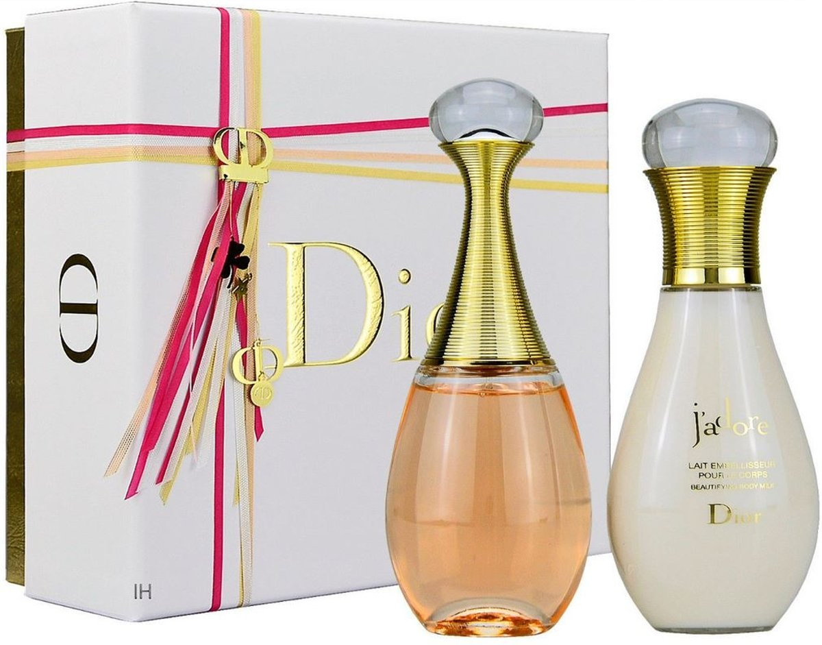 Dior - Eau de parfum - Jadore In Joy 50ml eau de parfum + 75ml bodylotion - Gifts ml