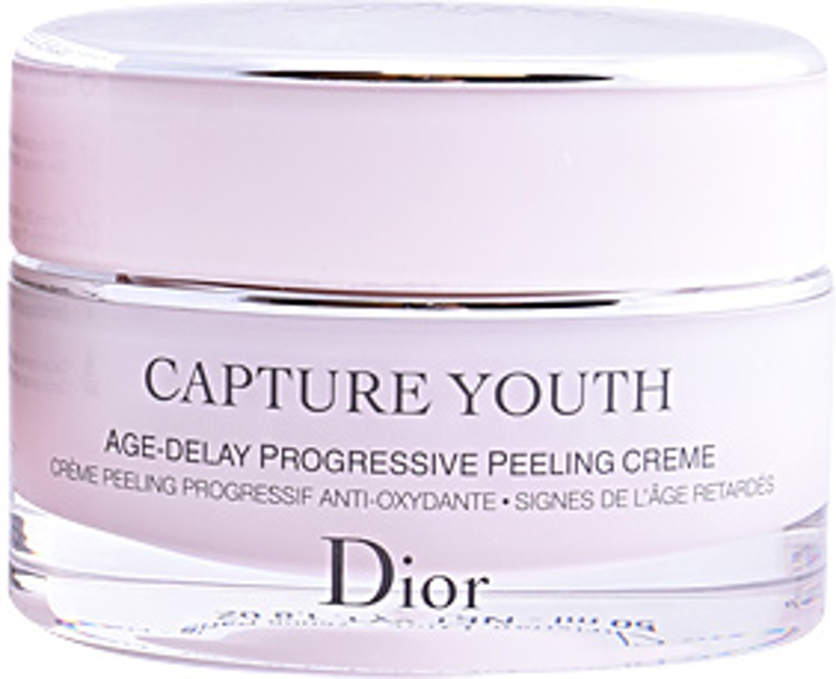 Dior CAPTURE YOUTH. age-delay progressive peeling crème 50 ml