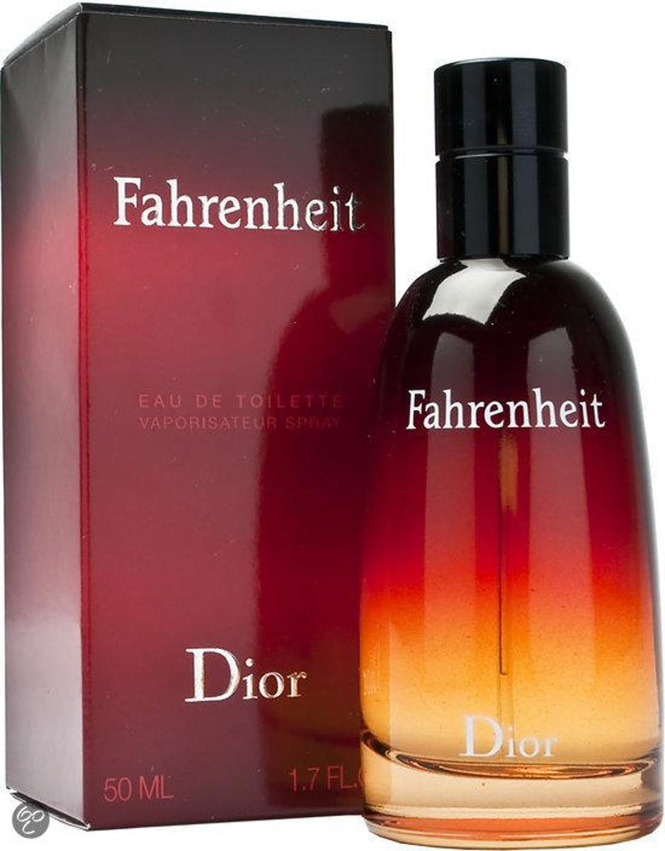 Dior Fahrenheit for Men - 50 ml - Eau de toilette
