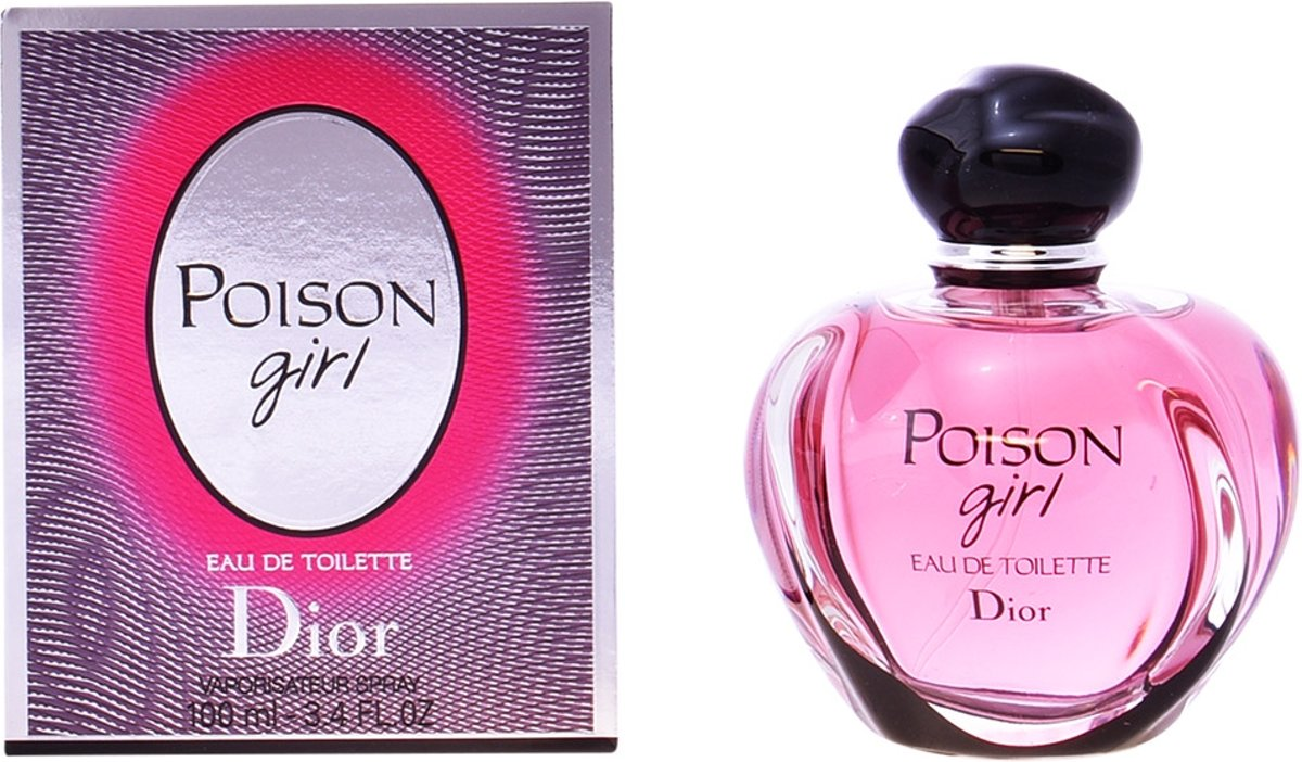 Dior Poison Girl - Eau de Toilette - 100 ml