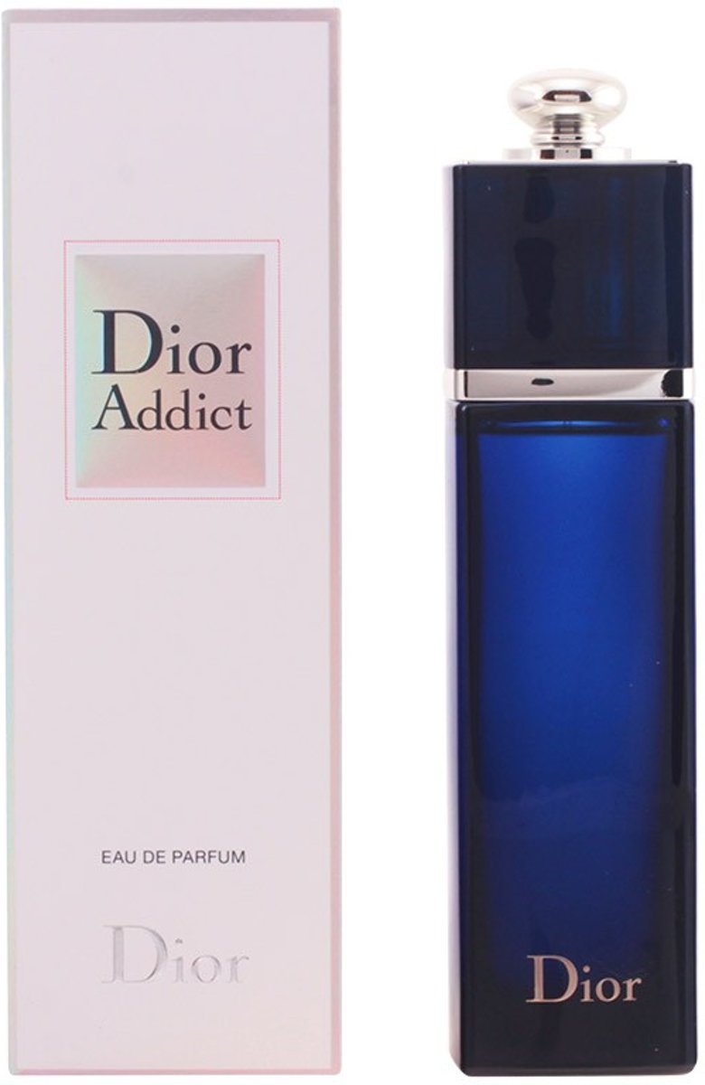 MULTI BUNDEL 2 stuks DIOR ADDICT Eau de Perfume Spray 100 ml