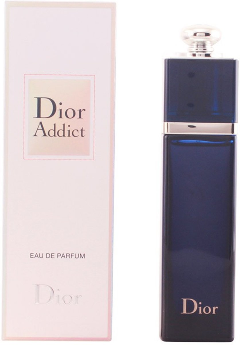 MULTI BUNDEL 2 stuks DIOR ADDICT Eau de Perfume Spray 50 ml
