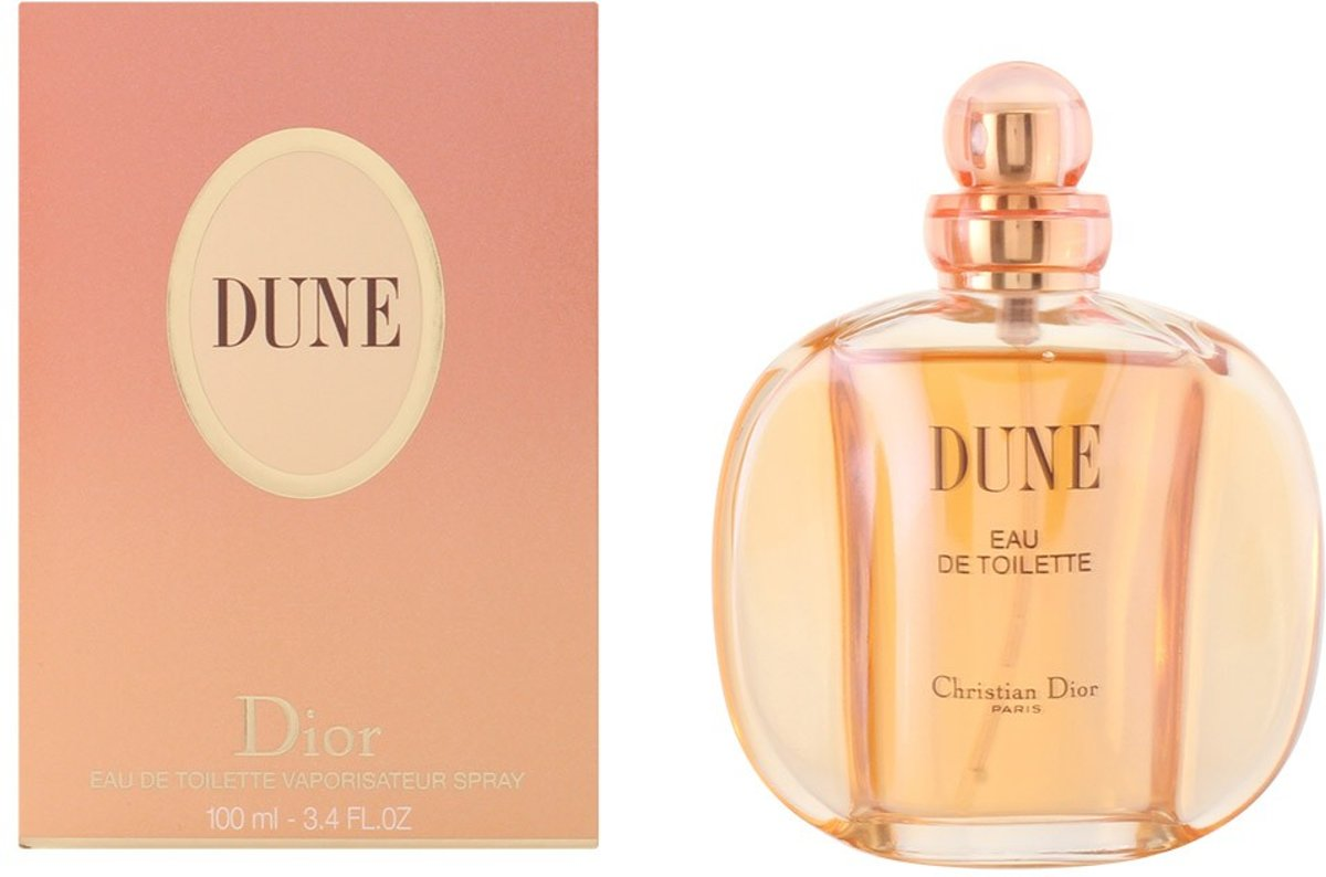 MULTI BUNDEL 2 stuks DUNE Eau de Toilette Spray 100 ml