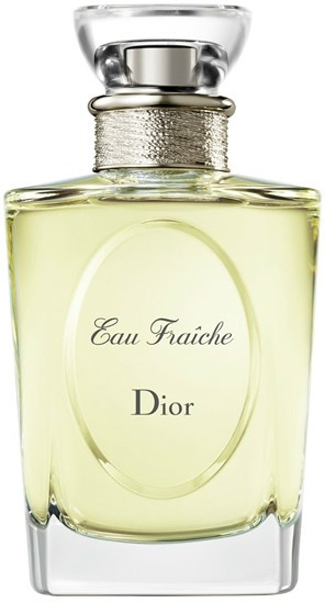 MULTI BUNDEL 2 stuks Dior Eau Fraiche Eau De Toilette Spray 100ml