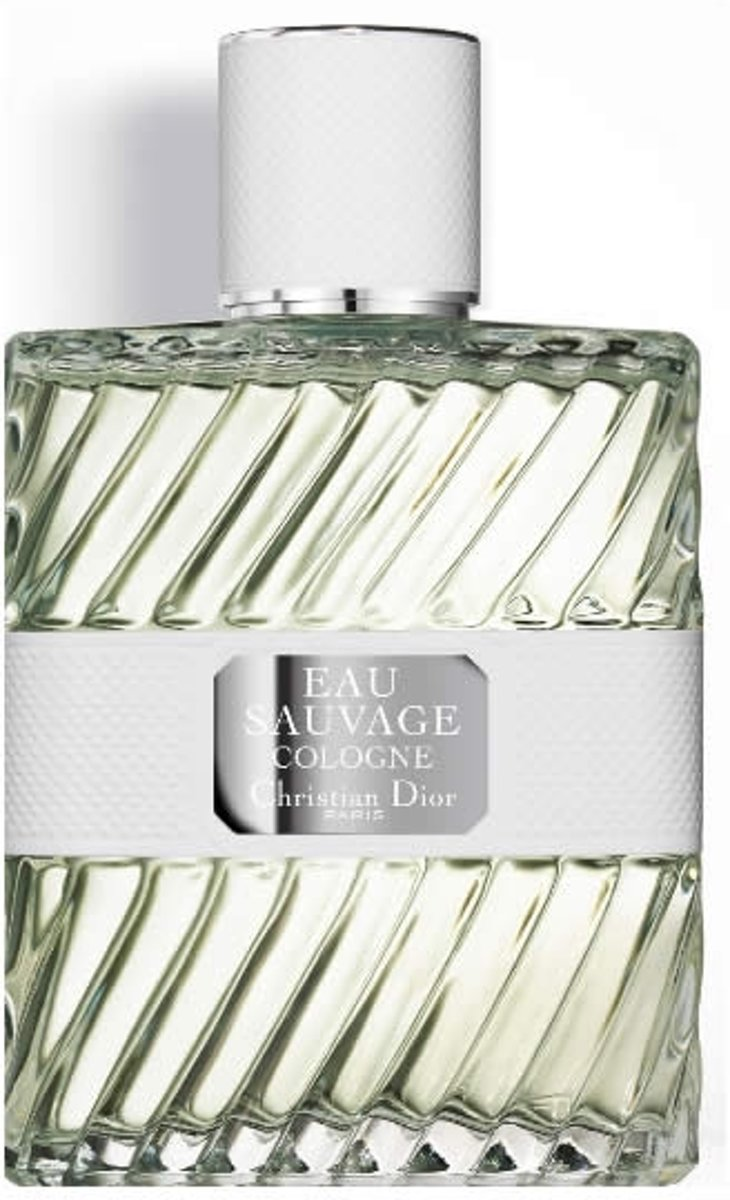 MULTI BUNDEL 2 stuks Dior Eau Sauvage Cologne Spray 50ml