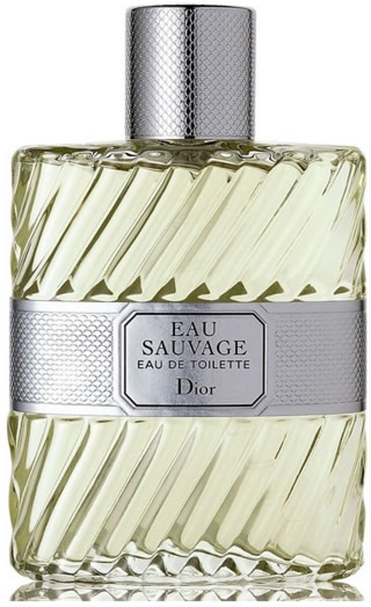 MULTI BUNDEL 2 stuks Dior Eau Sauvage Eau De Toilette Spray 100ml