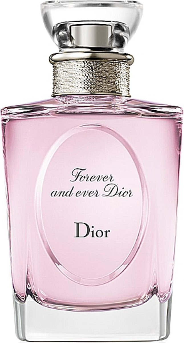 MULTI BUNDEL 2 stuks Dior Forever and Ever Eau De Toilette Spray 100ml