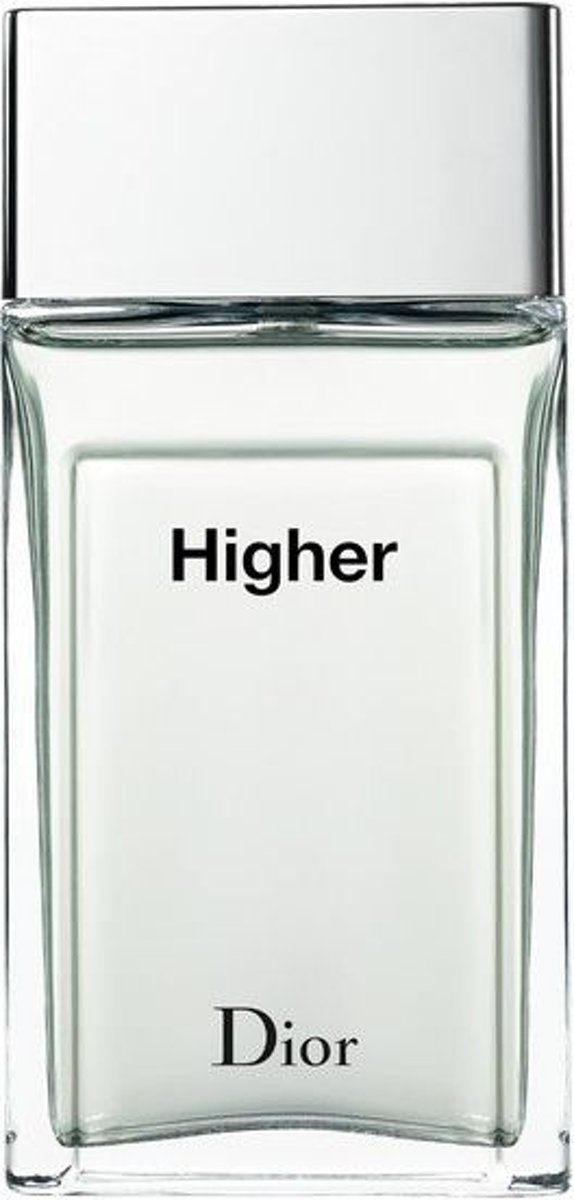 MULTI BUNDEL 2 stuks Dior Higher Eau De Toilette Spray 50ml