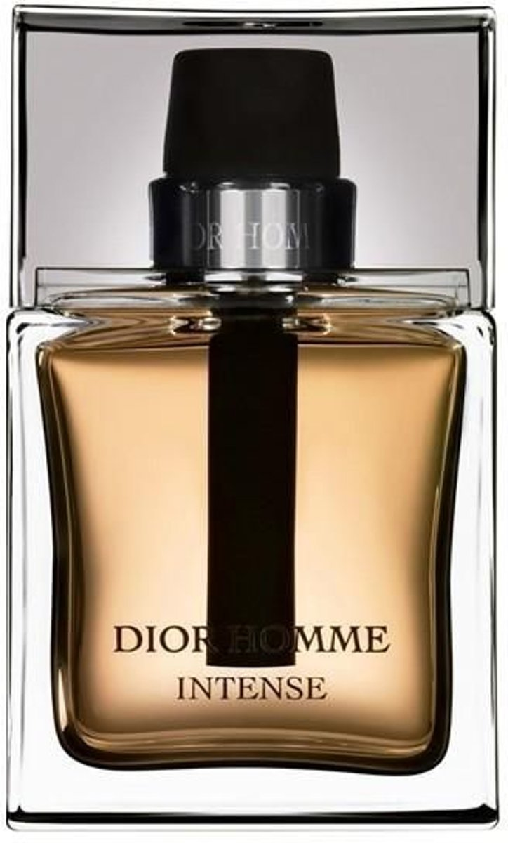 MULTI BUNDEL 2 stuks Dior Homme Intense Eau De Perfume Spray 100ml