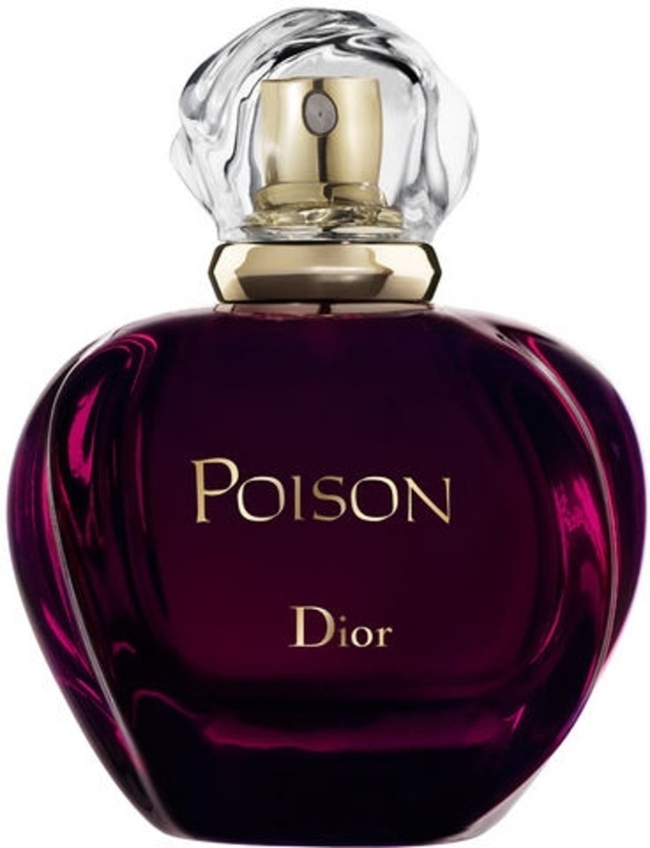 MULTI BUNDEL 2 stuks Dior Poison Eau De Toilette Spray 50ml