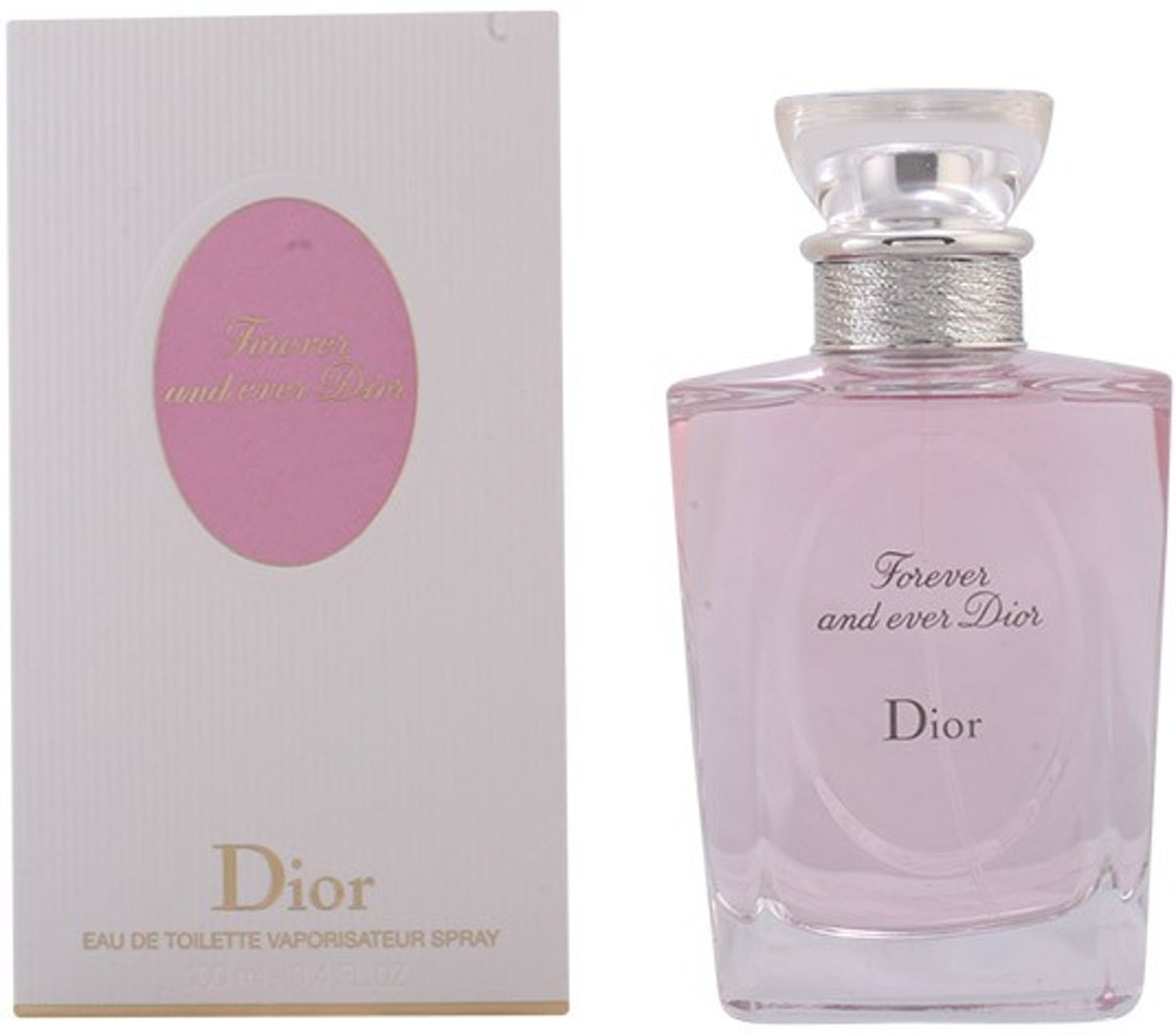 MULTI BUNDEL 2 stuks FOREVER & EVER DIOR Eau de Toilette Spray 100 ml