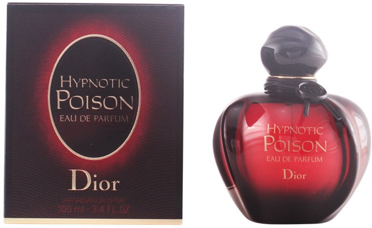 MULTI BUNDEL 2 stuks HYPNOTIC POISON Eau de Perfume Spray 100 ml
