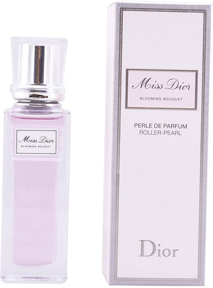 MULTI BUNDEL 2 stuks MISS DIOR BLOOMING BOUQUET roller-pearl Eau de Toilette 20 ml