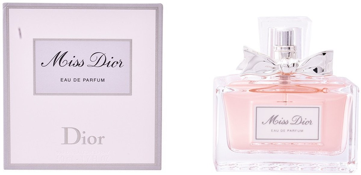 MULTI BUNDEL 2 stuks MISS DIOR Eau de Perfume Spray 50 ml
