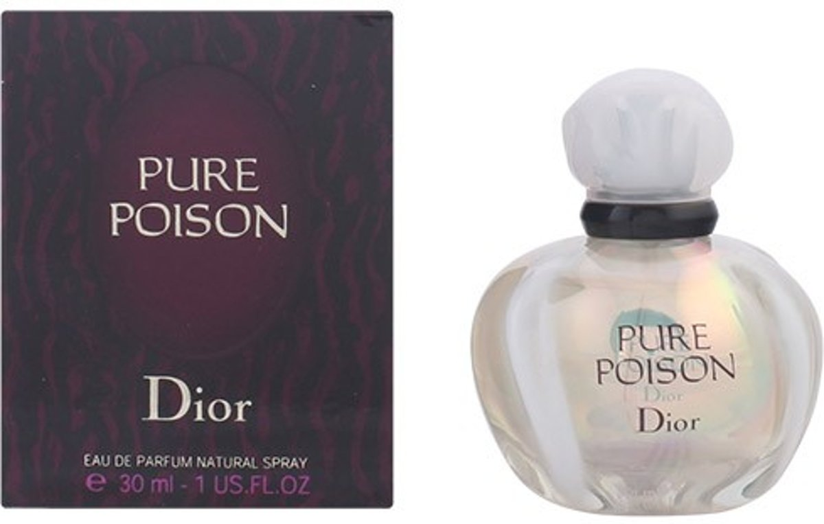 MULTI BUNDEL 2 stuks PURE POISON Eau de Perfume Spray 30 ml