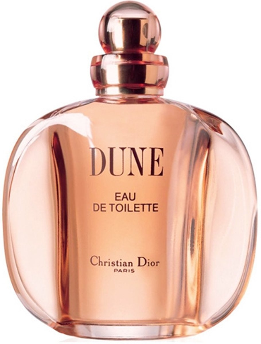 MULTI BUNDEL 3 stuks Dior Dune Eau De Toilette Spray 50ml