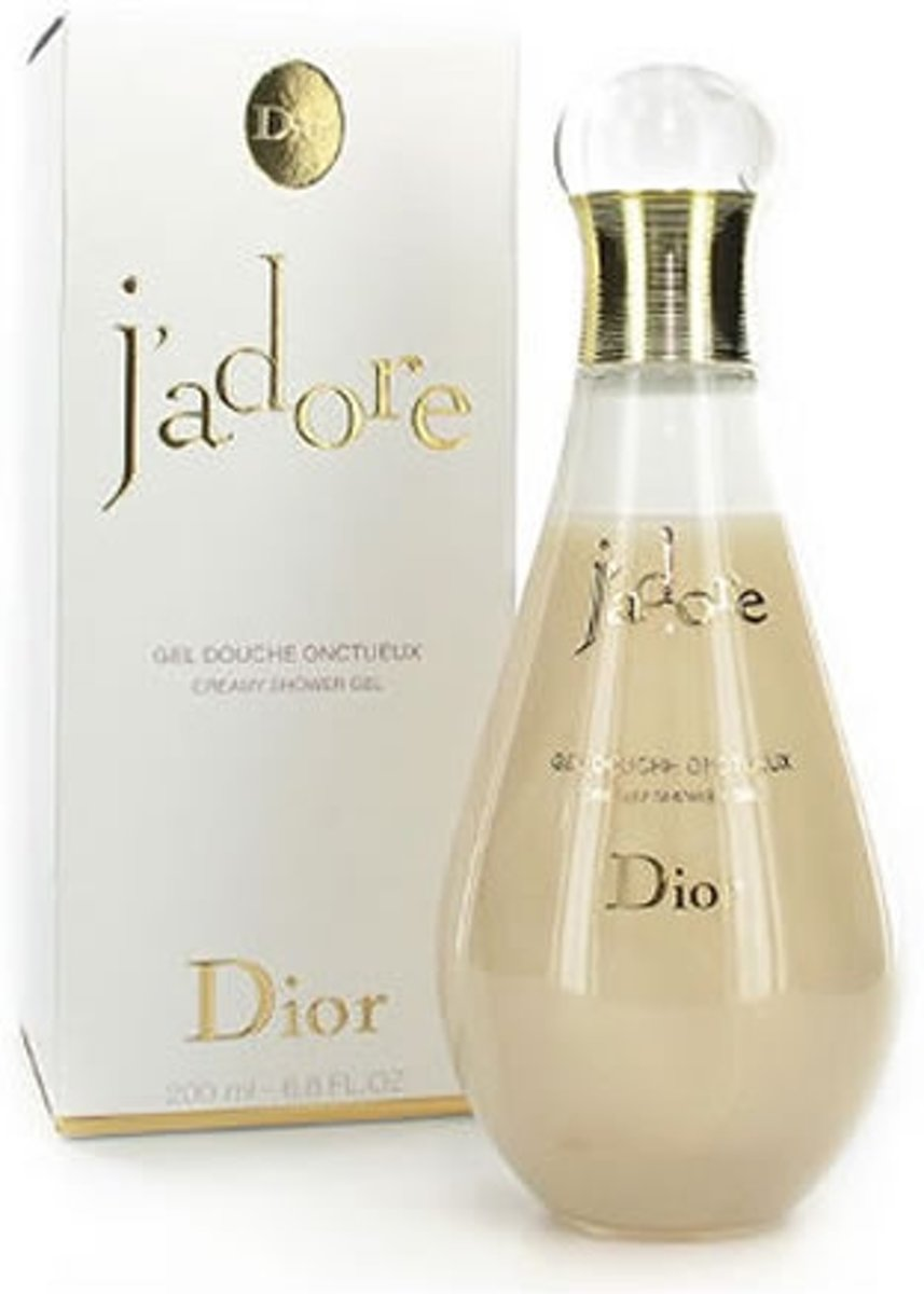MULTI BUNDEL 3 stuks Dior J Adore Shower Gel 200ml