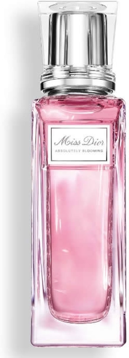 MULTI BUNDEL 3 stuks Miss Dior Absolutely Blooming Eau De Perfume Roller Pearl 20ml