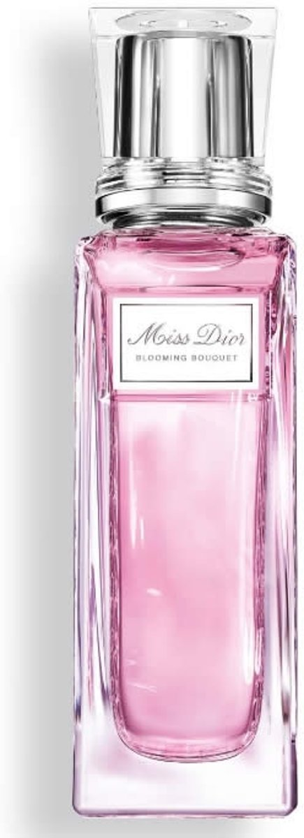 MULTI BUNDEL 3 stuks Miss Dior Blooming Bouquet Eau De Toilette Roller Pearl 20ml
