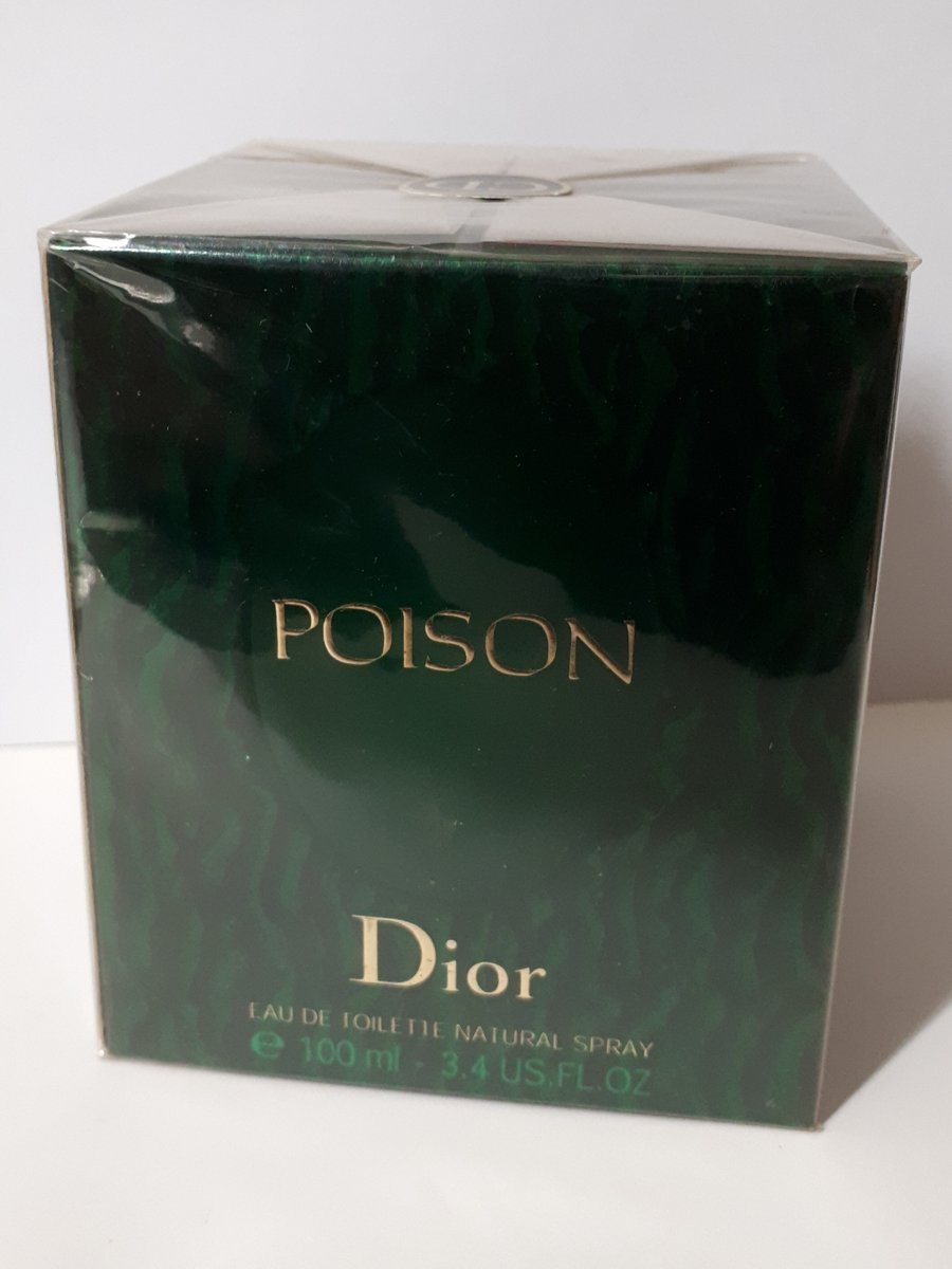 POISON , Christian Dior, Eau de toilette, 100 ml